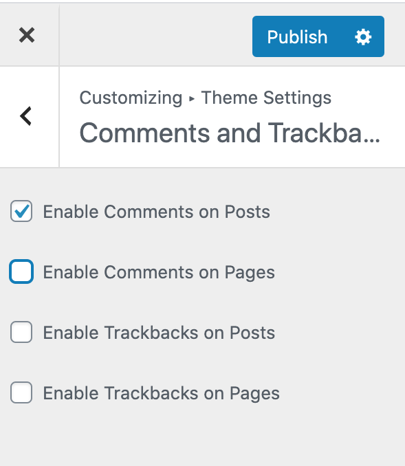 How To Enable Comments On A Genesis Theme